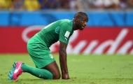 Yaya Toure tính chia tay đội tuyển quốc gia
