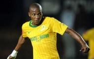 Tiền đạo Nam Phi thiệt mạng do tai nạn xe