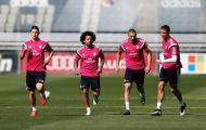 Hủy diệt Granada 9-1, Real Madrid quay về luyện công chờ Vallecano