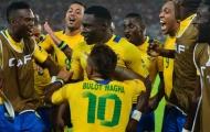 Gabon là chủ nhà của CAN 2017