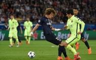 Chùm ảnh: Xâu kim Luiz 2 lần, Suarez giúp Barca cày nát thành Paris