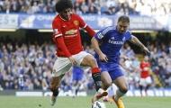 Chùm ảnh: Hazard ghi bàn duy nhất, Quỷ đỏ phơi xác tại Stamford Bridge