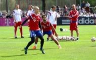 Bayern đón 'viện binh' quan trọng