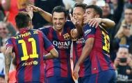 Chùm ảnh: Thảm sát Getafe 6-0, Barcelona sải bước đến ngôi vương La Liga