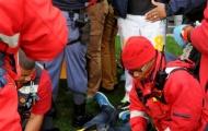 Cảnh sát bắn chết CĐV sau trận quyết định ngôi vô địch