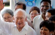 Ông Lý Quang Diệu và phương châm phát triển thể thao Singapore
