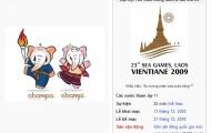 Lịch sử các kỳ SEA Games: SEA Games 25 (2009)