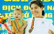 Võ sĩ judo Nguyễn Thị Như Ý: Bà mẹ tuổi băm 'săn' HCV SEA Games thứ tư