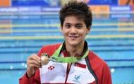 'Thần đồng' bơi lội Singapore đặt mục tiêu 9 HCV SEA Games