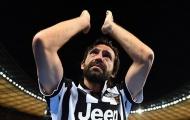 Juventus lập kỷ lục buồn Champions League
