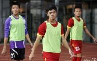 Chùm ảnh: Tung đội hình dự bị, U23 Việt Nam lép vế trước U23 Thái Lan
