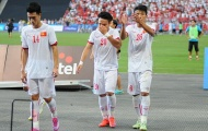 U23 Việt Nam: Khép lại giấc mơ vàng