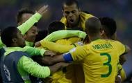 Chùm ảnh: Không Neymar, Brazil vẫn khuất phục được Venezuela