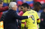 Chùm ảnh: Rodriguez, Falcao lại chơi tệ, Colombia vẫn vào tứ kết