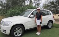 Nữ golf thủ 15 tuổi kiếm tiền tỷ