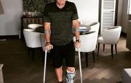 Chấn thương lãng xẹt, McIlroy dễ mất ngôi số một làng golf