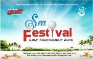 Sôi động giải Golf Festival Biển Nha Trang 2015