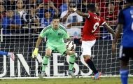 Chùm ảnh: Hiệp một chơi hay, Manchester United đè bẹp SJ Earthquakes