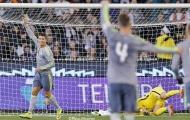 Chùm ảnh: Ronaldo nổ súng, Real Madrid hạ Man City 4-1