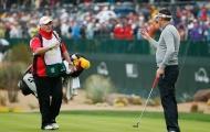 Golf thủ Australia sa thải caddie ngay giữa vòng đấu