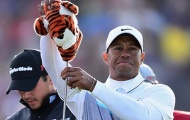 Tiger Woods buồn vì chậm lấy lại phong độ
