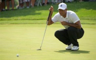 Tiger Woods lần đầu ghi bốn birdie liên tiếp từ năm 2013