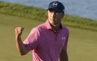 Jordan Spieth áp sát ngôi đầu sau vòng 3 PGA Championship