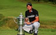 Golf thủ Australia bật khóc khi vô địch PGA Championship