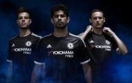 Chelsea trình làng áo đấu thứ 3 đen 'huyền bí'