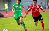 Cần Thơ rộng cửa trụ hạng sau trận thắng Đồng Tâm Long An