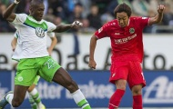Video: Wolfsburg 1-1 Hannover 96 (Vòng 7 Bundesliga)