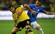 Video: Dortmund 2-2 Darmstadt (Vòng 7 Bundesliga)