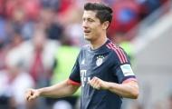 Lewandowski ca ngợi chiến thuật của Pep Guardiola