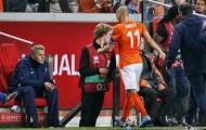 Robben vẫn chưa hẹn ngày tái xuất