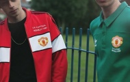 Adidas tung bộ cánh cổ điển của Man United đẹp mê hồn