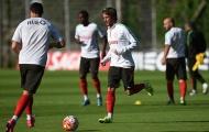 Ronaldo căn chỉnh 'thước ngắm' trước Đan Mạch và Serbia