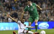 Chùm ảnh: Dụng binh như thần, O'Neill giúp CH Ireland gây sốc trước Đức