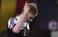 Chùm ảnh: De Bruyne lu mờ Hazard bằng siêu phẩm, Bỉ thẳng tiến tới Pháp