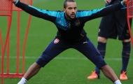 Chùm ảnh: Oezil, Sanchez khổ luyện, Arsenal tìm 'kế sách' bắn hạ Hùm xám