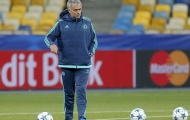 Jose Mourinho: 'Tôi không có sức mạnh và cô độc'