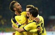 Vòng 11 Bundesliga: Dortmund phà hơi thở sát gáy Bayern Munich