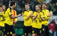 Marco Reus trỗi dậy 'kéo' Dortmund áp sát Bayern