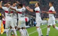 Vòng 11 Bundesliga: 'Thiên nga trắng' Stuttgart sống lại từ vũng bùn