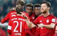 Cúp quốc gia Đức: Lá thăm dọn đường tới chức vô địch cho Bayern Munich