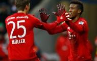 Video: Bayern Munich 2-0 Hertha BSC (Vòng 14 Bundesliga)
