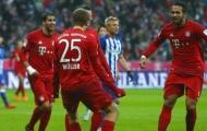 Vòng 14 Bundesliga: Hãy gọi Pep Guardiola là người thay đổi