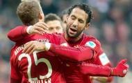 Sau vòng 14 Bundesliga: Hùm xám thẳng tiến sát ngôi vô địch mùa đông