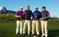 Golf thủ Việt Nam thi đấu tốt trong ngày đầu tiên ở Thổ Nhĩ Kỳ