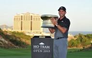 Tay golf lừng danh Sergio Garcia vô địch giải Ho Tram Open