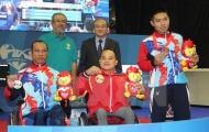 ASEAN Para Games 8: Cử tạ Việt Nam lỡ cơ hội phá kỷ lục thế giới